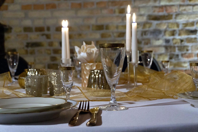 Banketttisch Ausstattung Hochzeit