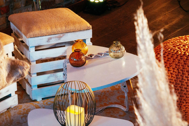 Boho Lounge Hochzeit