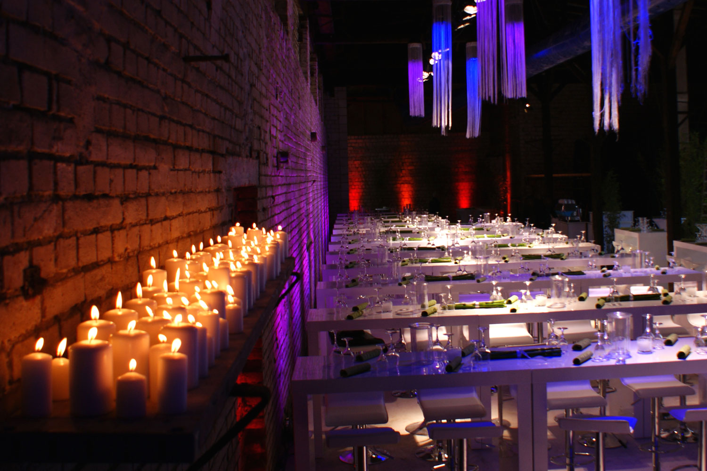 Brückentisch Party Hochzeit