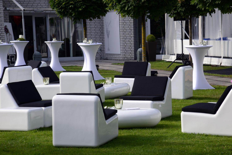 Gartenparty Lounge mieten