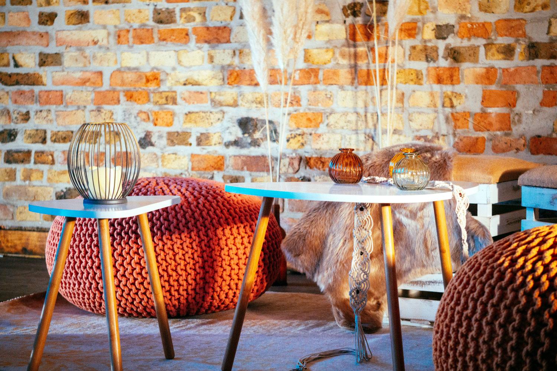 Hochzeit Boho Lounge
