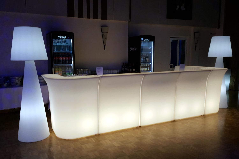 Hochzeit mobile Bar mieten
