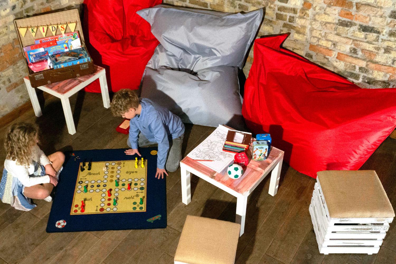 Hochzeit Spiele für Kinder mieten