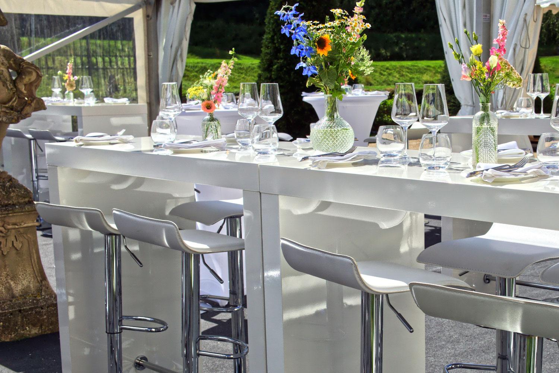 Hochzeit Zelt Party
