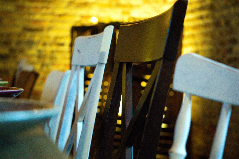 Holzstühle Hochzeit mieten
