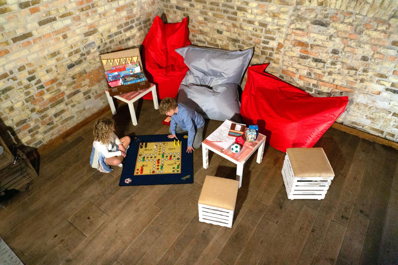 Lounge für Kinder mieten