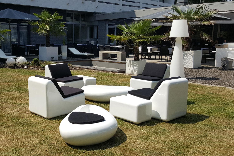 Lounge Garten Hochzeit