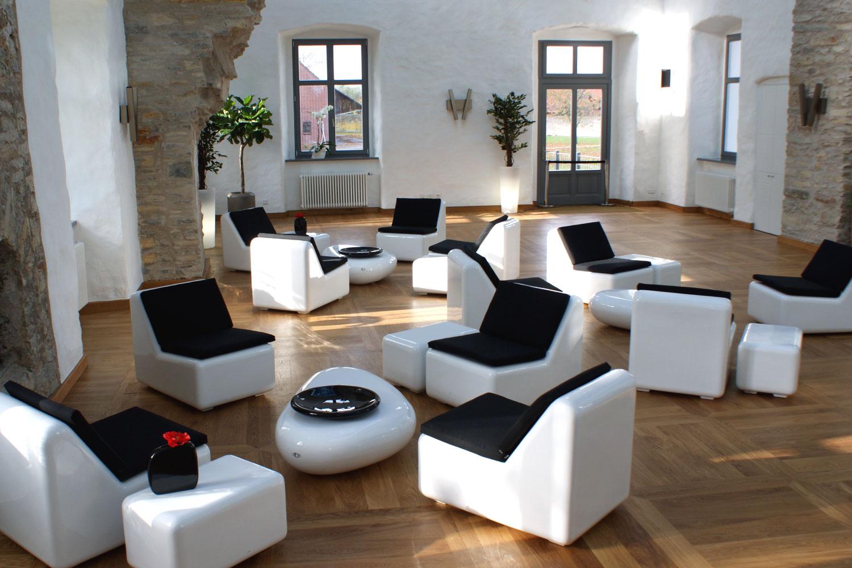 Lounge Sessel Hochzeit