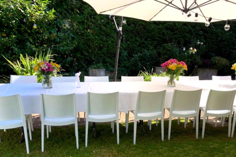 Möbel Gartenfest