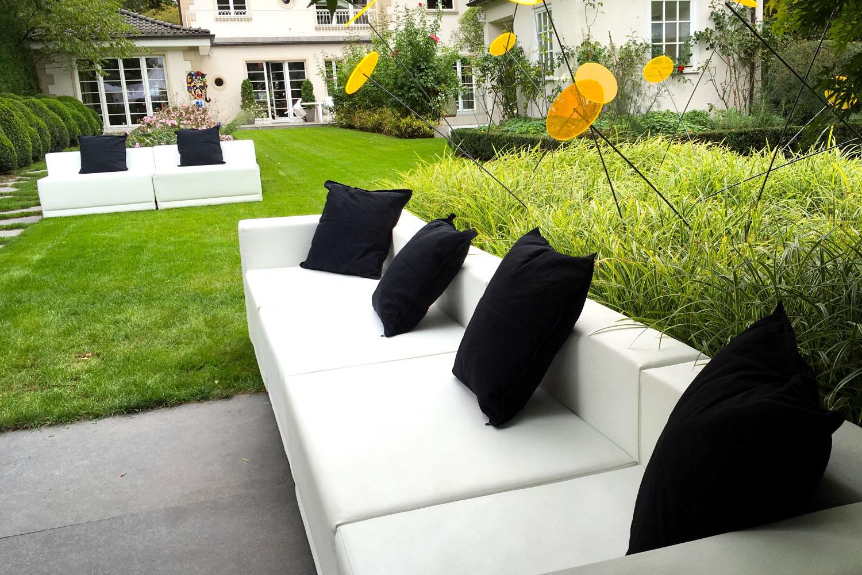 Möbel Gartenparty