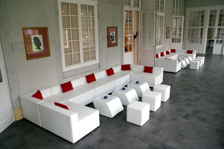 weisse lounge hochzeit mieten