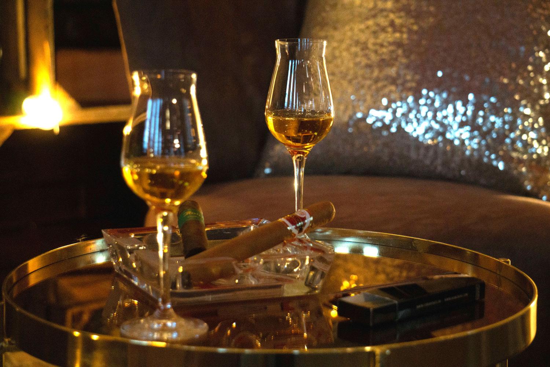 Whisky Zigarren Lounge mieten