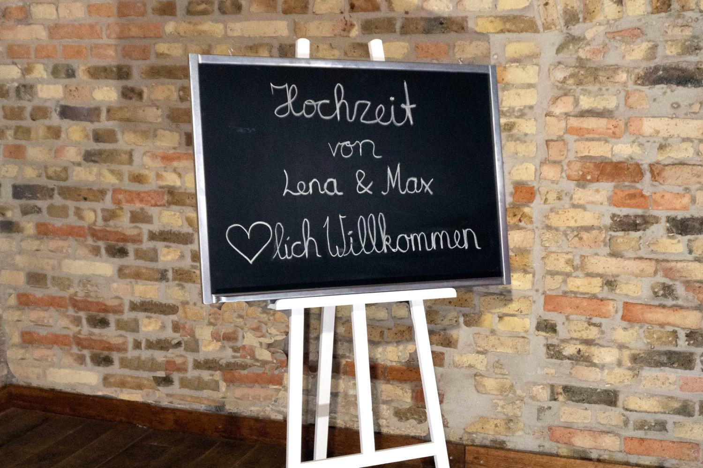 Staffelei Hochzeit Lippstadt mieten
